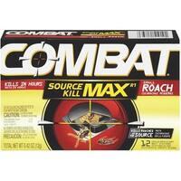 Dial Corp 12Pk Sm Combat Roach Trp DIA 41910 Unit: EACH