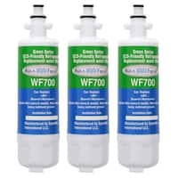 Replacement LG LFX25976SW Refrigerator Water Filter by Aqua Fresh (3 Pack)