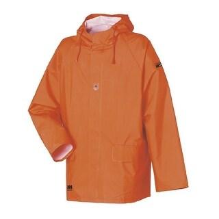 Helly Hansen Work Jacket Mens Horten Fire Resistant Coated Woven