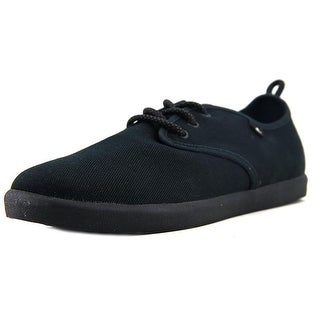 Sanuk Guide Round Toe Canvas Sneakers