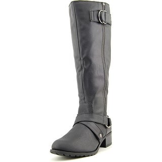 Rampage Mercer Women Round Toe Synthetic Knee High Boot