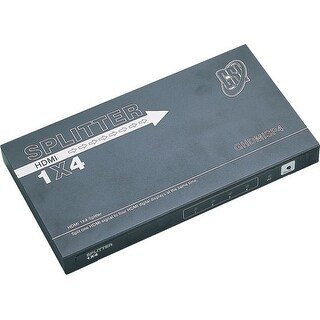 HDMI High Definition 4-Way Video Distributor Splitter