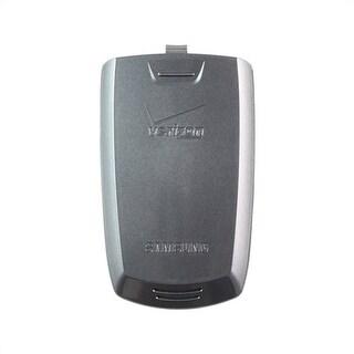 OEM Samsung SCH-u410 Standard Back Cover Battery Door (Gray)