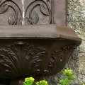 Sunnydaze Decorative Lion Outdoor Wall Fountain - Thumbnail 14