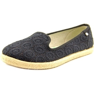 Roxy Fauna Women Round Toe Canvas Espadrille