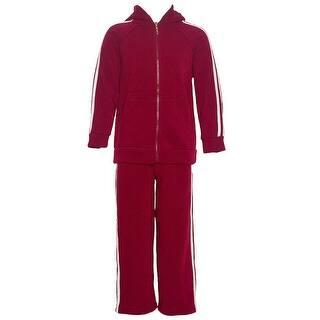 G & J Sports Girls Burgundy Hooded Uniform Fleece 2 Pc Pant Set https://ak1.ostkcdn.com/images/products/is/images/direct/5b61c425de33b0e47ea5865f41e91821ea8888d0/G-%26-J-Sports-Big-Girls-Burgundy-Hooded-Uniform-Fleece-2-Pc-Pant-Set-7-14.jpg?impolicy=medium
