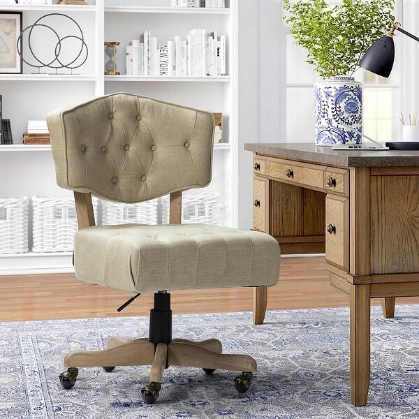 Elegant Swivel Task Chair. Opens flyout.