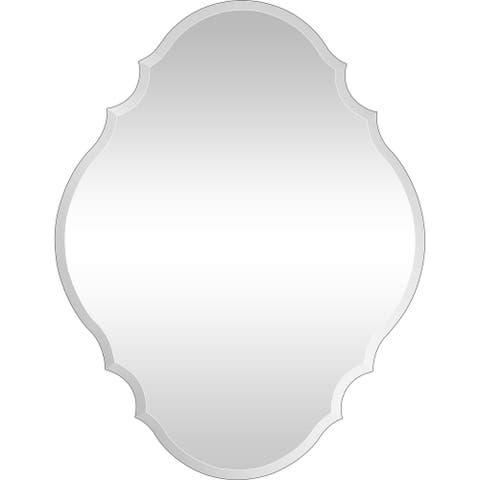 Dalia Wall Mirror - Clear