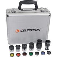 Celestron 94303 Eyepiece and Filter Kit -1.25 in.