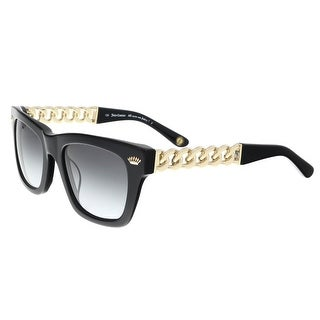 Juicy Couture - Juicy 586/S 807 Black Square Sunglasses - 51-20-135