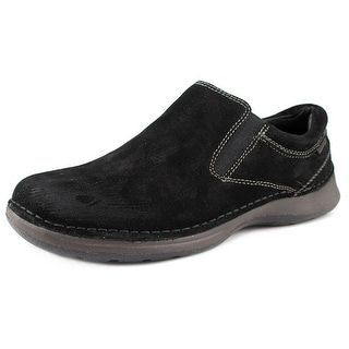 Hush Puppies Lunar II Round Toe Suede Loafer