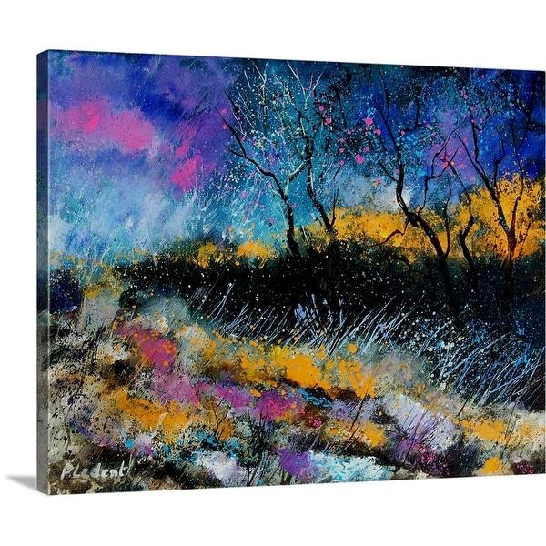 """Magic Morning Light"" Canvas Wall Art"