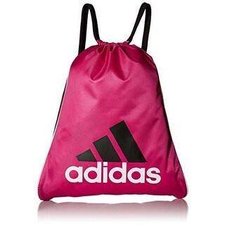 Adidas Womens Burst Sackpack, Radiant Pink, Os - radiant pink