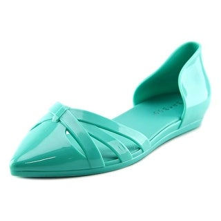 Bamboo Outcast-01 Women Pointed Toe Synthetic Flats