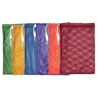 Equipment Bag Set Of 6 Mesh Asst Sm