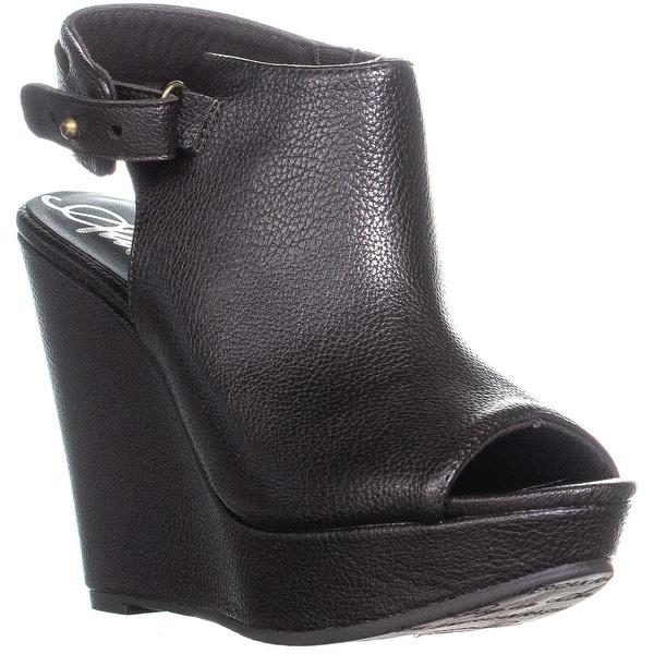 ad96b4306 Shop AR35 Russie Peep Toe Wedge Slingback Sandals