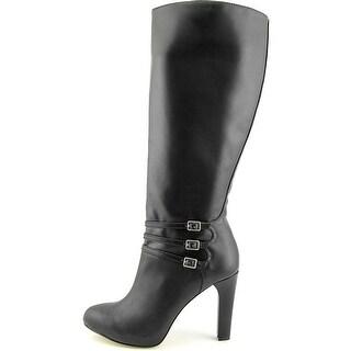 INC International Concepts Brookey Wide Calf Women Knee High Boot