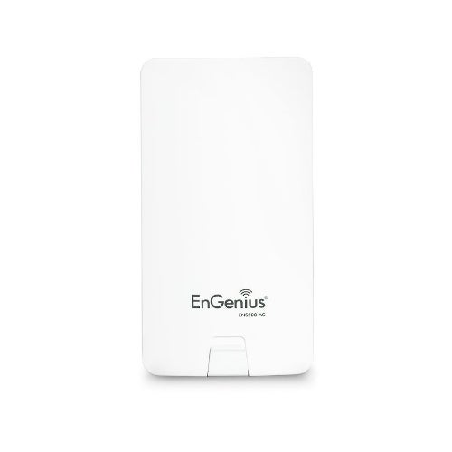 EnGenius EnTurbo ENS500-AC Outdoor Wave 2 Point-to-Point Bridge w/ IP55-Rated Weatherproof