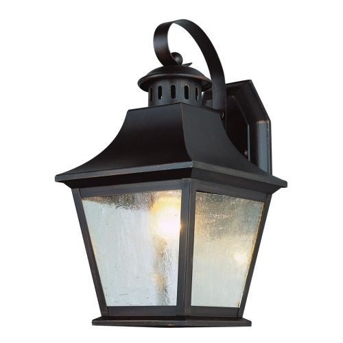 Trans Globe Lighting 4871 Single Light Up Lighting Outdoor Small Wall Sconce from the Outdoor Collection