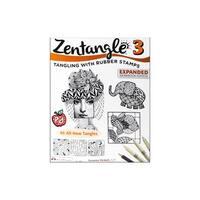 Design Originals Zentangle 3 Expanded Ed Bk