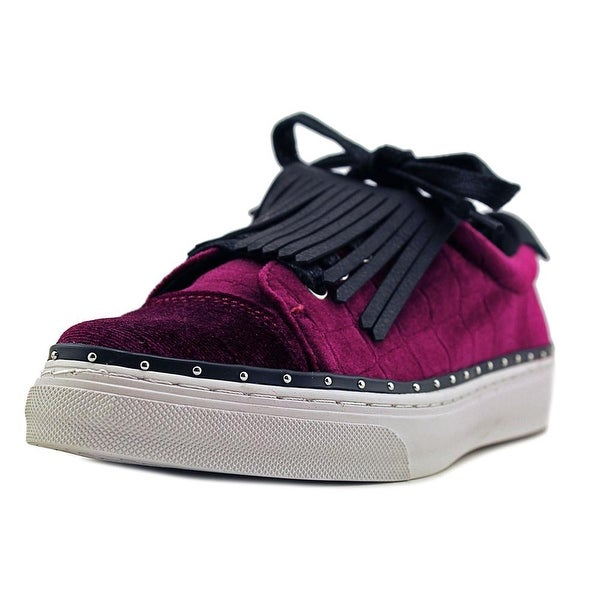 Sixtyseven Rin Women Wine/Black Sneakers Shoes