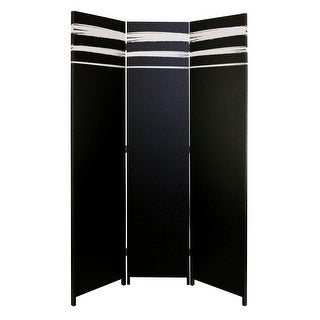 """Link to kieragrace Stockholm Dahl 3-Panel Room Divider - 47"""" x 1"""" x 71"""" Similar Items in Decorative Accessories"""