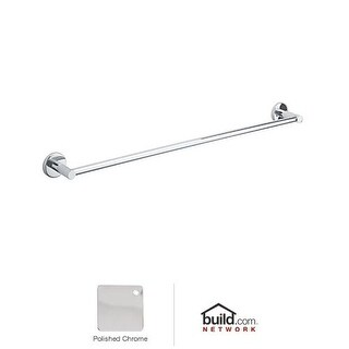 "Rohl LO1/24 Lombardia 24"" Towel Bar (2 options available)"