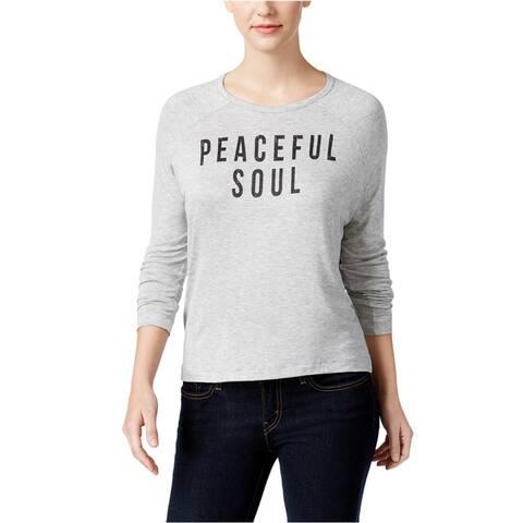 Retro Brand Womens Feel Good Graphic T-Shirt