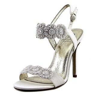 Adrianna Papell Gabriella Women  Open Toe Canvas  Sandals