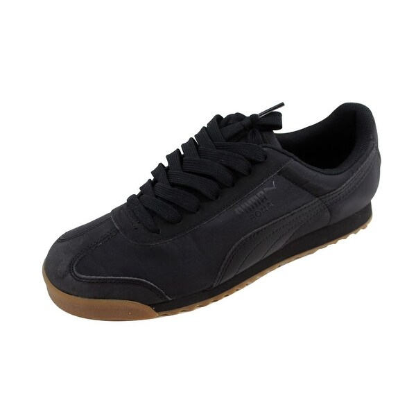 Shop Puma Men's Roma Basic Summer Puma Black 364903 03 Size