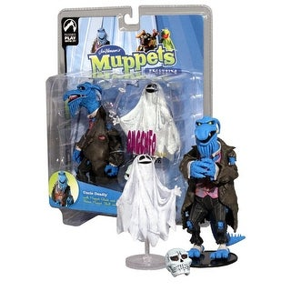 The Muppets Show Uncle Deadly Exclusive Figure Steppin Out - multi