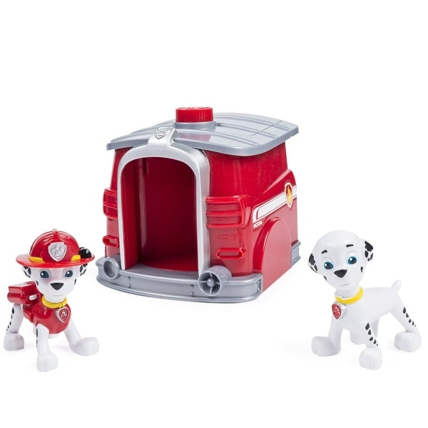 Paw Patrol Pup 2 Hero Playset Marshall - multi