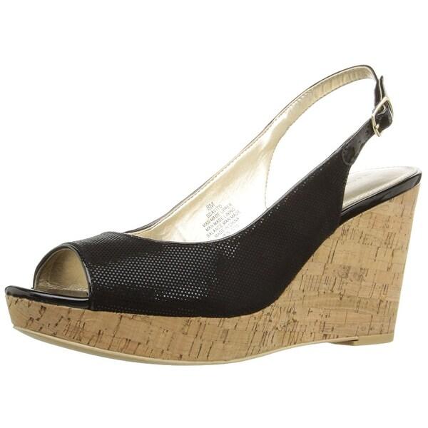 e63061586ec76f Shop Bandolino Womens Avito Open Toe Casual Platform Sandals - Free ...