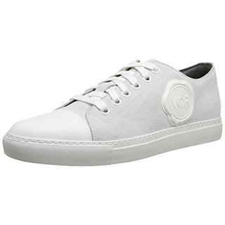 Viktor & Rolf Mens Suede Lace Up Fashion Sneakers