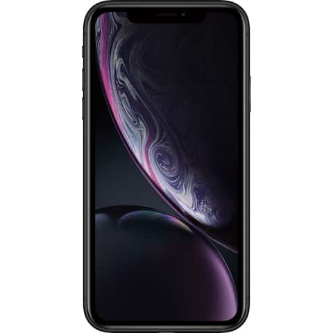 Apple iPhone XR 64GB Space Gray Sprint Certified Refurbished - Black