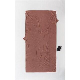 Cocoon CCN-01640 Egyptian Cotton Travelsheet, Khaki - Extra Large