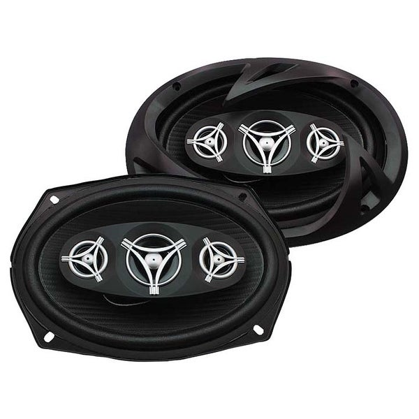 Power Acoustik Reaper 6x9 4 way 800 Watts