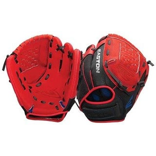Z-Flex Youth Glove, Red, 10 Right Hand Throw