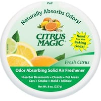 Citrus Solid Air Freshener Lavender Fresh Scent, 8 oz
