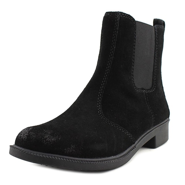 Kodiak Bria Women Round Toe Suede Black Bootie