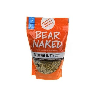 Bear Naked - Fruit & Nutty Granola ( 6 - 12 oz bags)