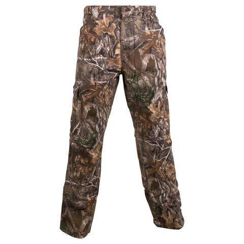 King's Camo Realtree Edge Classic Cotton Six Pocket Cargo Pants