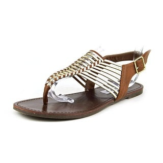 Steve Madden Starly Women Open-Toe Synthetic Slingback Sandal