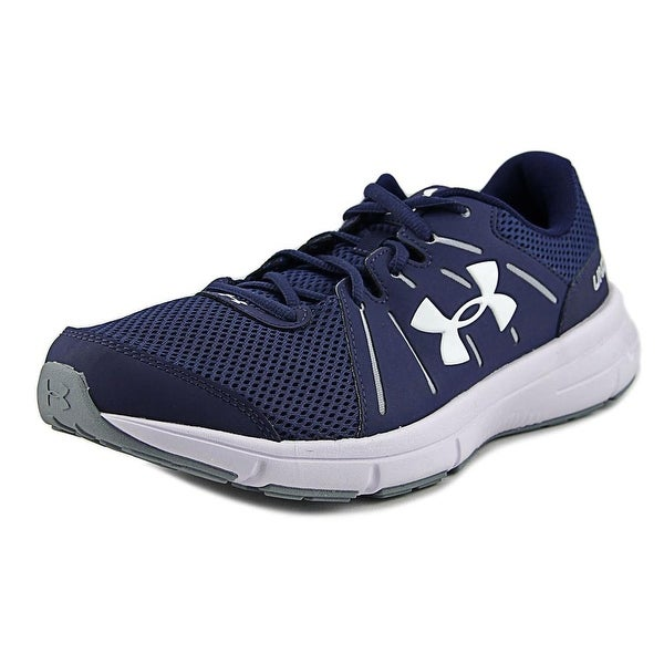 Under Armour Dash RN 2 Men Round Toe Synthetic Blue Running Shoe