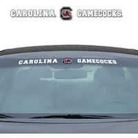 South Carolina Gamecocks Decal 35x4 Windshield