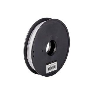 Monoprice MP Select ABS Plus+ Premium 3D Filament 0.5kg 1.75mm White