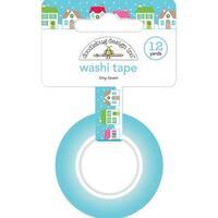 Doodlebug Washi Tape 15Mmx12yd-Tiny Town