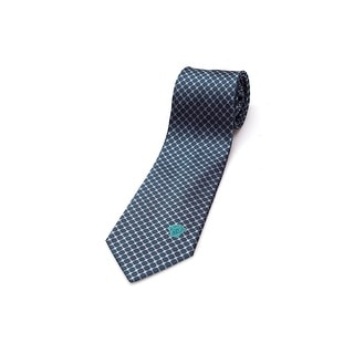Versace Men Slim Silk Neck Tie CR8LSEB0900 0003 Green