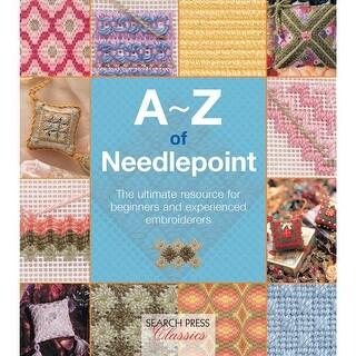 Search Press Books-A-Z Of Needlepoint