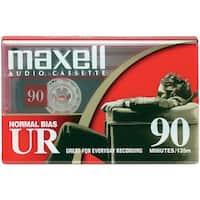 Maxell(R) - 108510 - 90Min Cass Tape Nrml